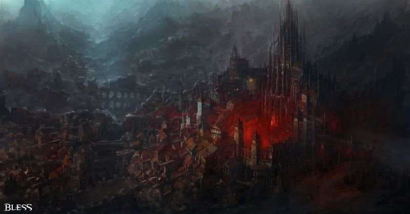 City of the dead, Tyranny